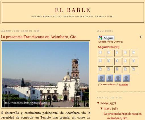 BlogElBable