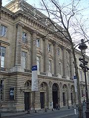 Hôtel des Monnaies, en 11 quai Conti, Paris
