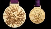Las medallas de oro olímpicas, Londres 2012
