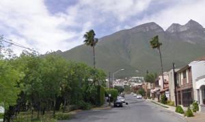 Calle de Hernán Cortés, Monterrey