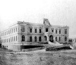 El antiguo manicomio de La Castañeda (Fuente: Wikimedia)